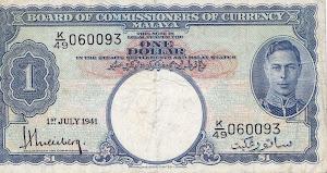 1 dollar 1941
