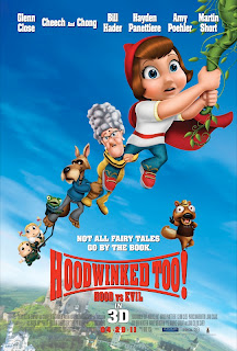 HOODWINKED TOO! HOOD VS EVIL movie