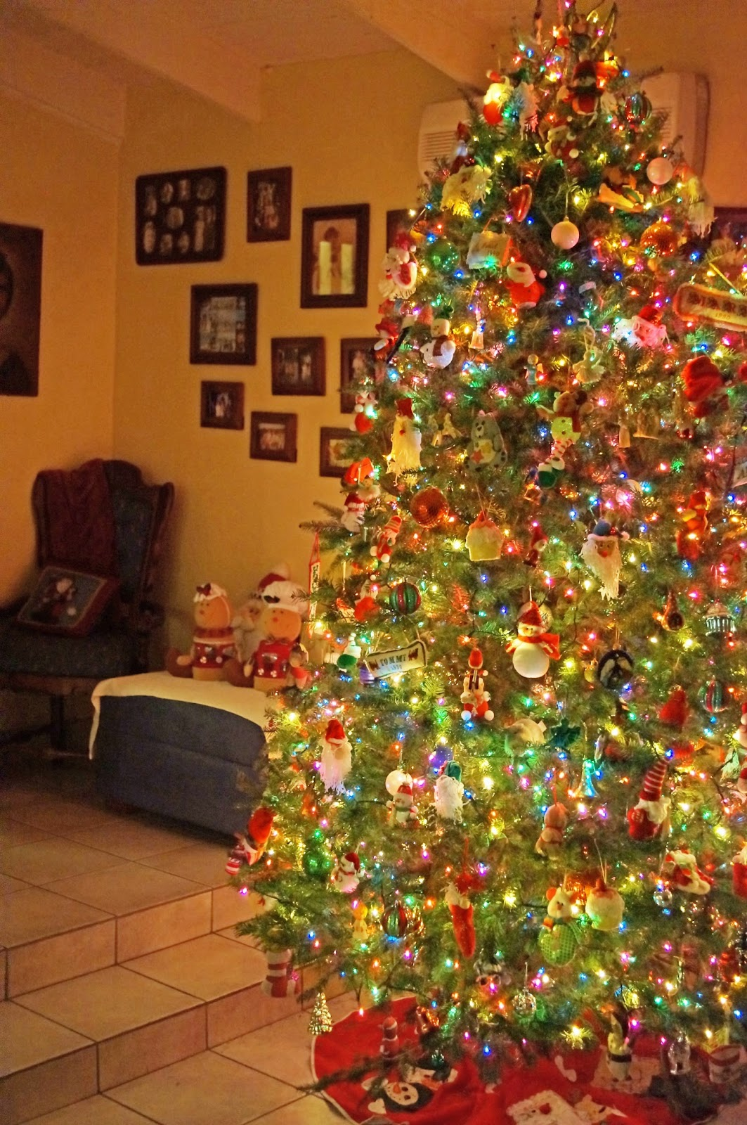 Pretty and Simple Christmas Tree