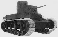 T-24 Medium Tank