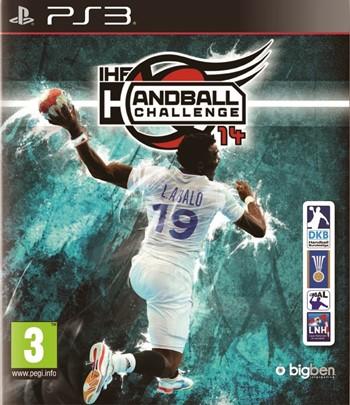 IHF Handball Challenge 14 PS3 Español Región EUR