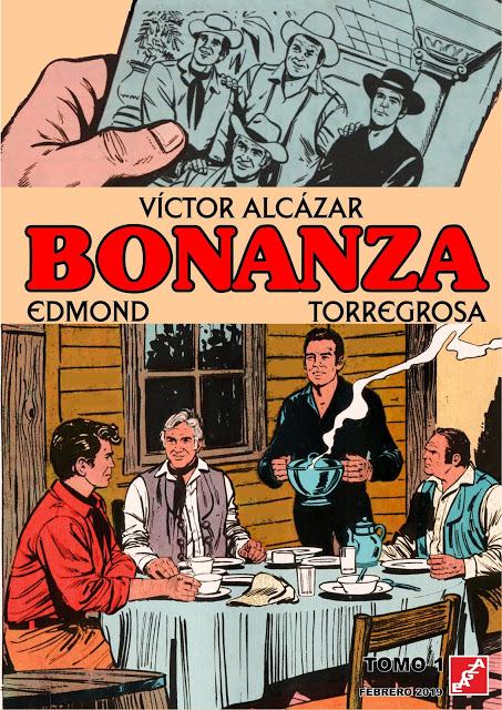 Bonanza - 5 tomos - V. Mora - Edmond-Torregrosa - EAGZA