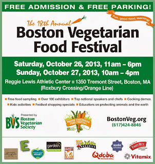 Boston Vegetarian Food Festival