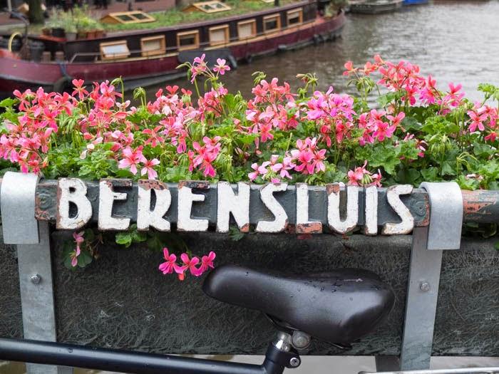 Amsterdam, whirlwind days