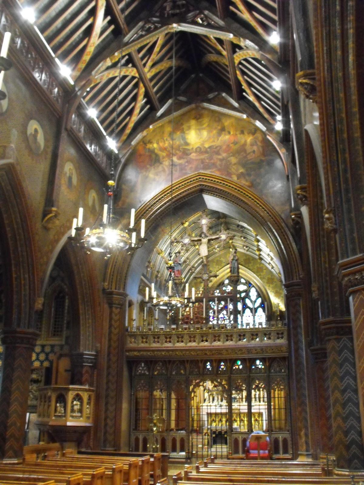 Codlinsandcream2 Pugin S Gem St Giles Catholic Church