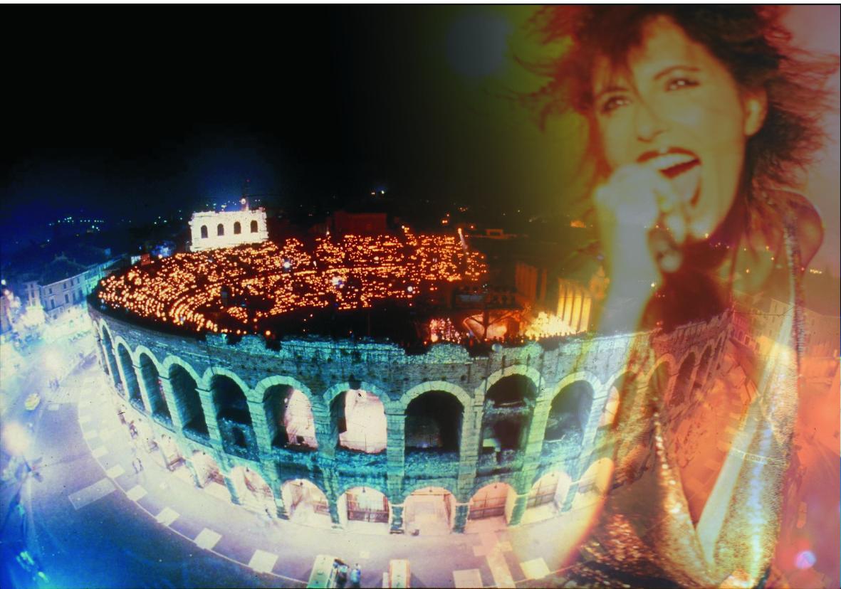 giorgia arena di verona 25 maggio - photo#9