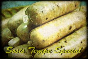 Sosis Tempe Special