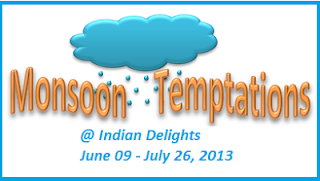 Monsoon Temptations - Food Blog Event