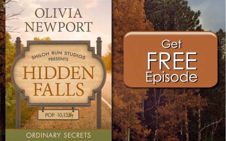 http://www.amazon.com/Hidden-Falls-Ordinary-Secrets-Episode-ebook/dp/B00H4MTGV6/ref=sr_1_1?ie=UTF8&qid=1386892414&sr=8-1&keywords=hidden+falls+olivia+newport