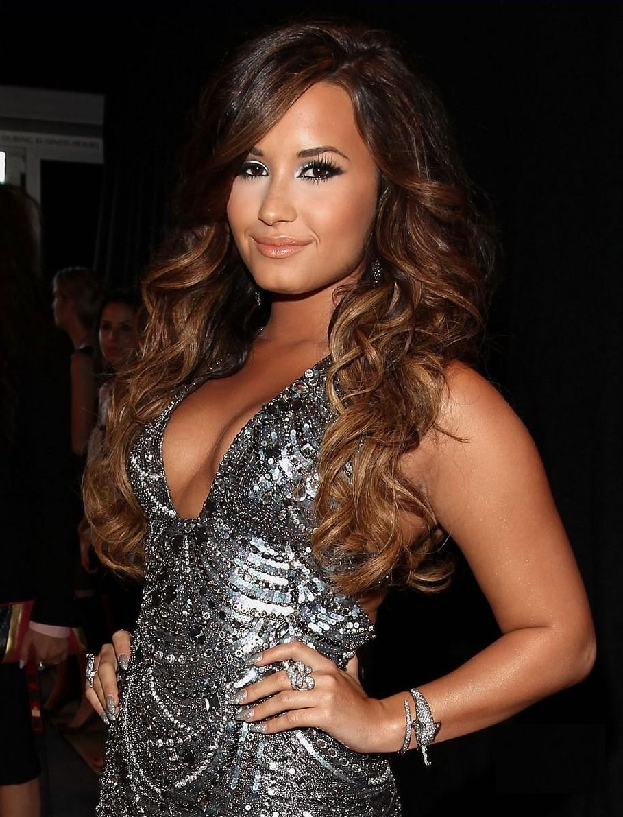 LushBlush21: Celeb Makeup Crush: Demi Lovato