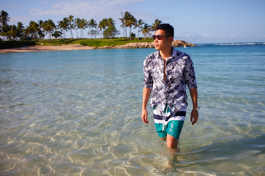 Levitate Style - North Shore Oahu, Hawaii | Summer Style Series feat H&M, Target, Merona, menswear, travel, Aulani Disney