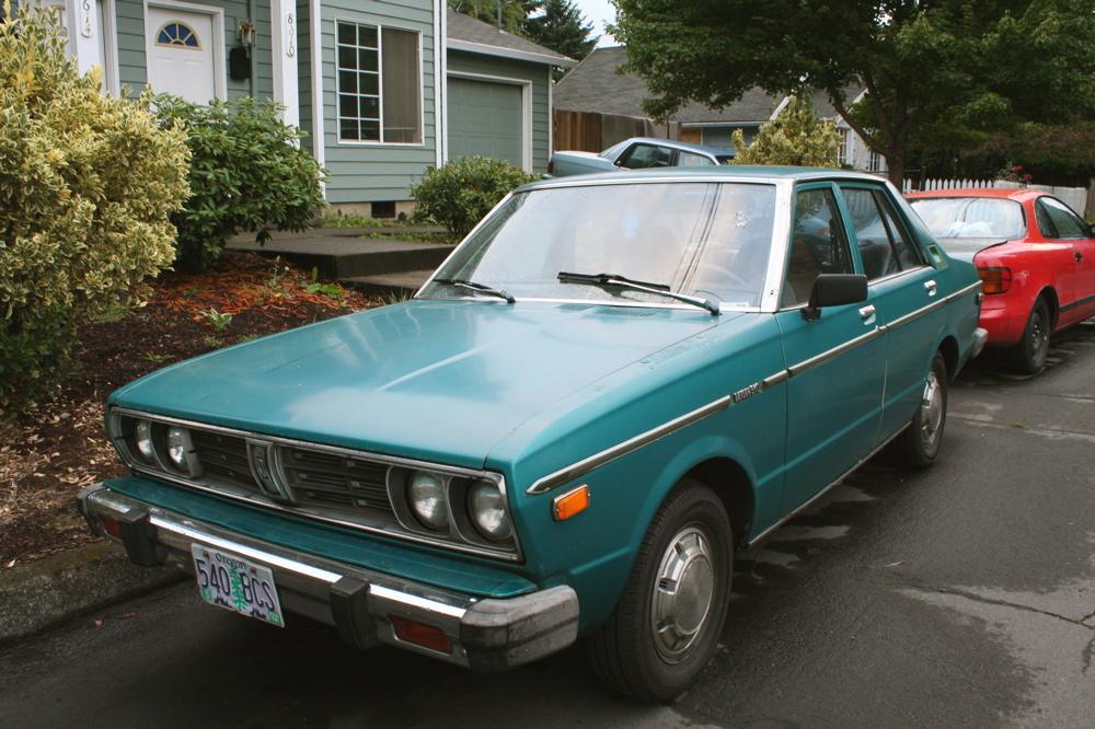 1978 Datsun 510 Sedan.