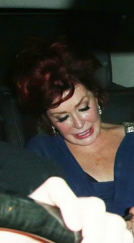Sharon Osbourne is depressed