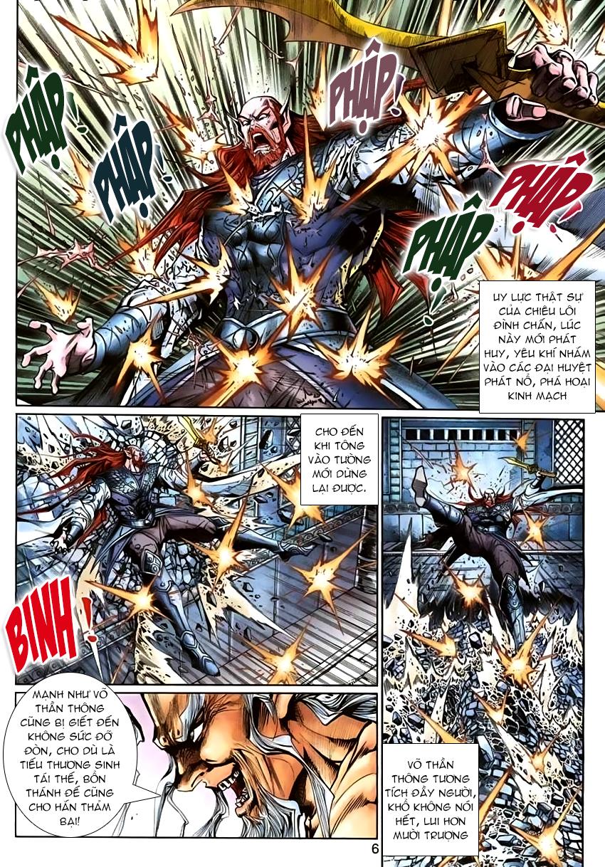 Thần binh huyền kỳ 3 - 3.5 Chapter 63 - Hamtruyen.vn