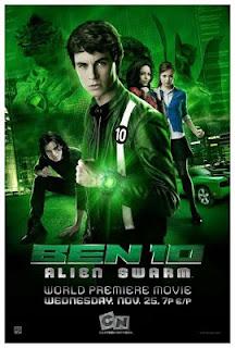 Ben 10: Alien Swarm Torrent Hindi Dubbed