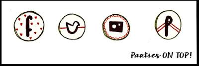 Iconos molones para redes sociales