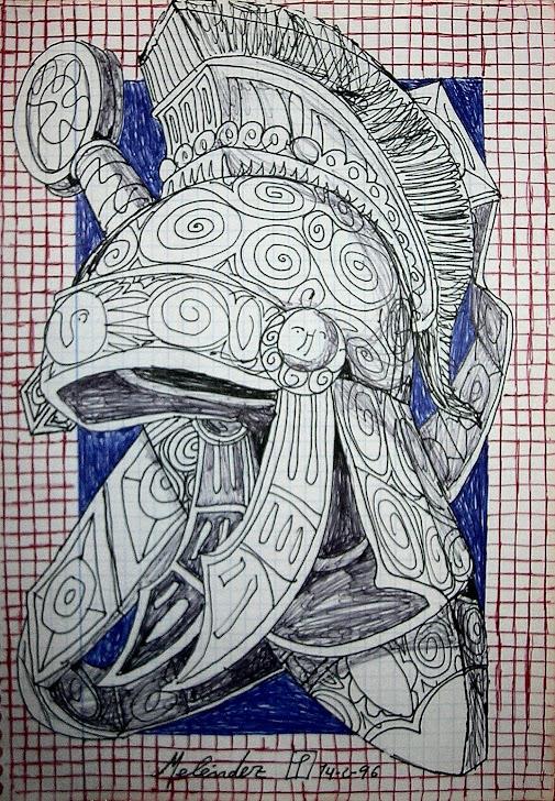 Casco centurión