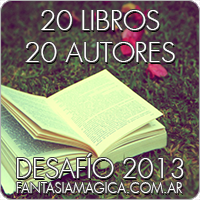 Desafo: 20 Libros, 20 Autores