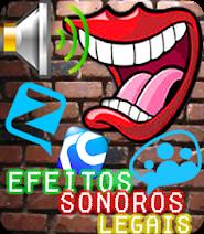📣 Efeitos Sonoros