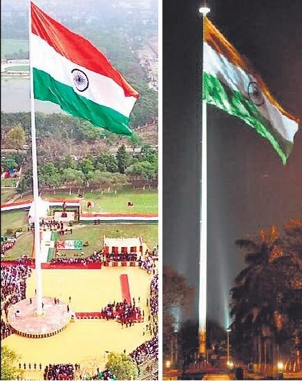 india-most-longer-flag-faridabad-delhi