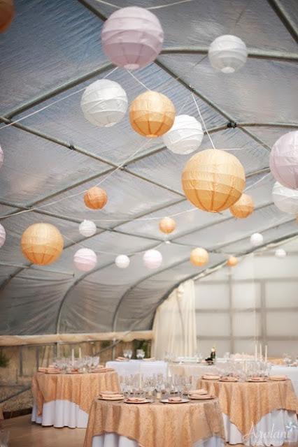 Весілля у кремових тонах