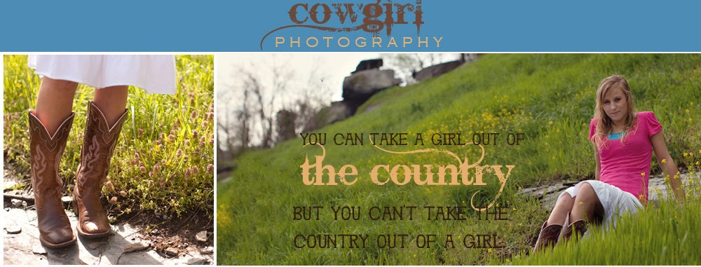 Cowgirl Photography