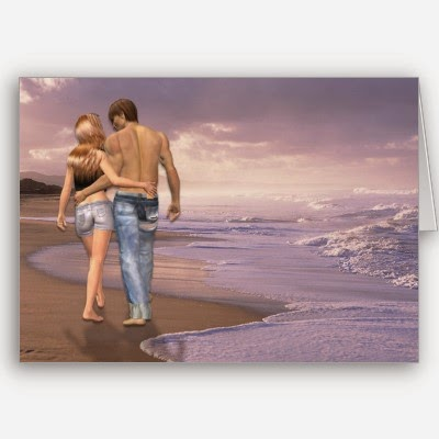 Couples in Love at the Beach, part 3