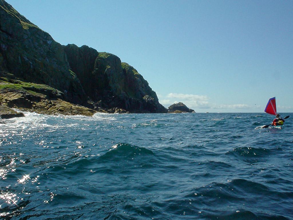 uk sea kayak guidebook