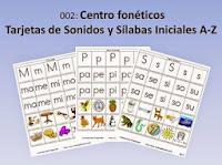 http://www.teacherspayteachers.com/Product/Spanish-Centro-foneticos-002-Initial-SoundSyllable-Picture-Sort-A-Z-DIGITAL-500007