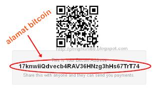 alamat bitcoin
