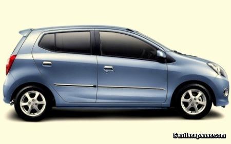 Gambar Perodua Axia