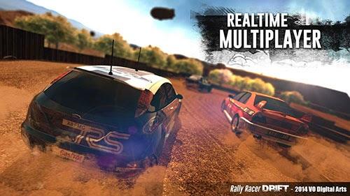 Jogo Android Rally Racer Drift