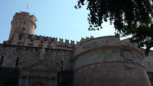 Trento, Castello del Buonconsiglio