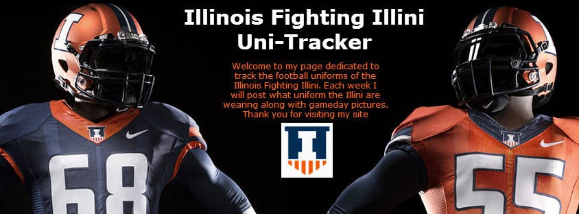 Illinois Fighting Illini Uni-Tracker