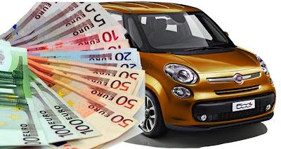 Finanziamento Fiat 500L L0