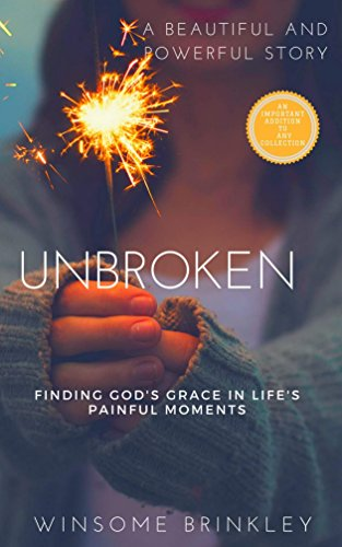 "BUY ""Unbroken"" My New  Book on Amazon"