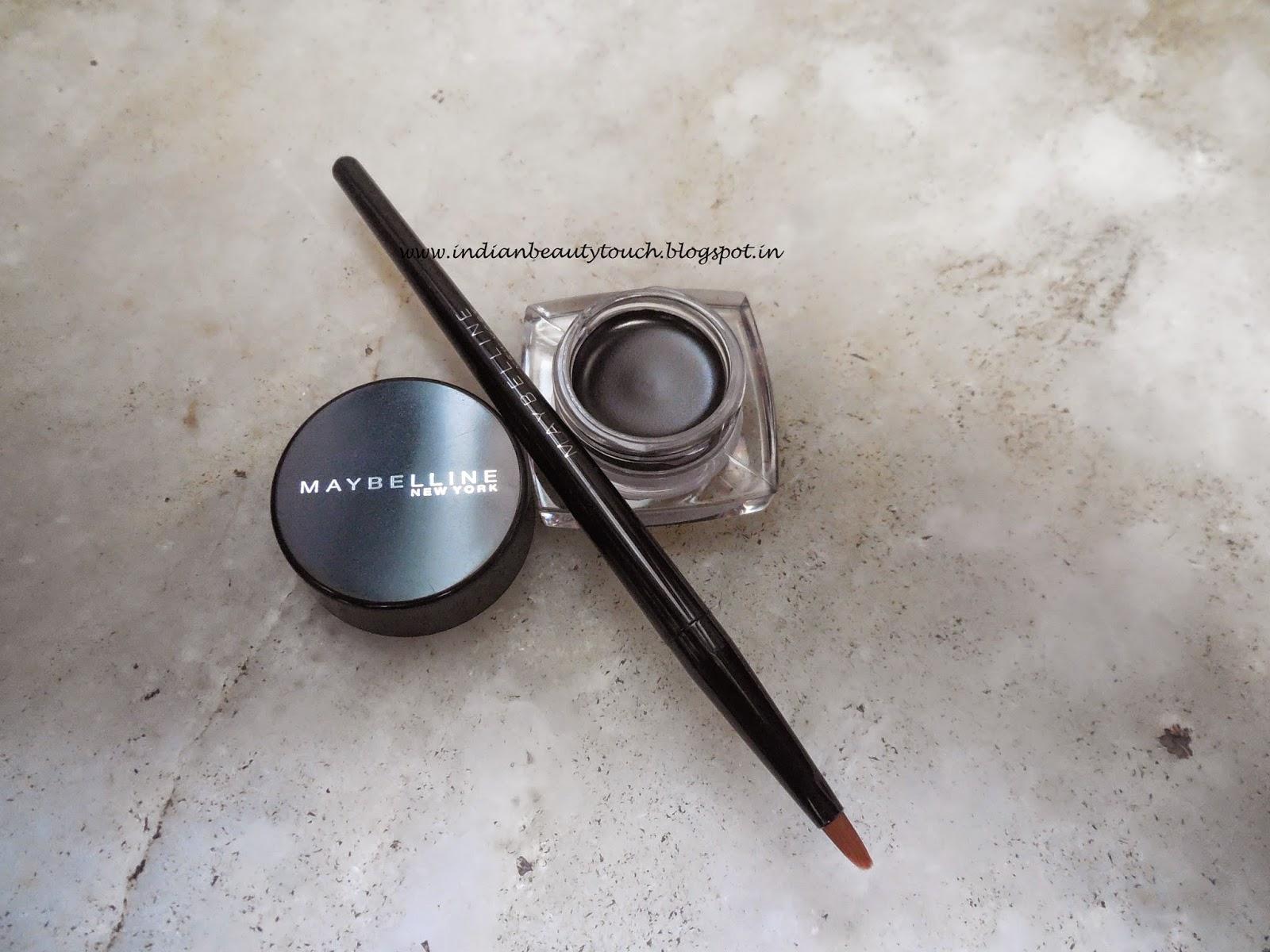 maybelline gel eyeliner review