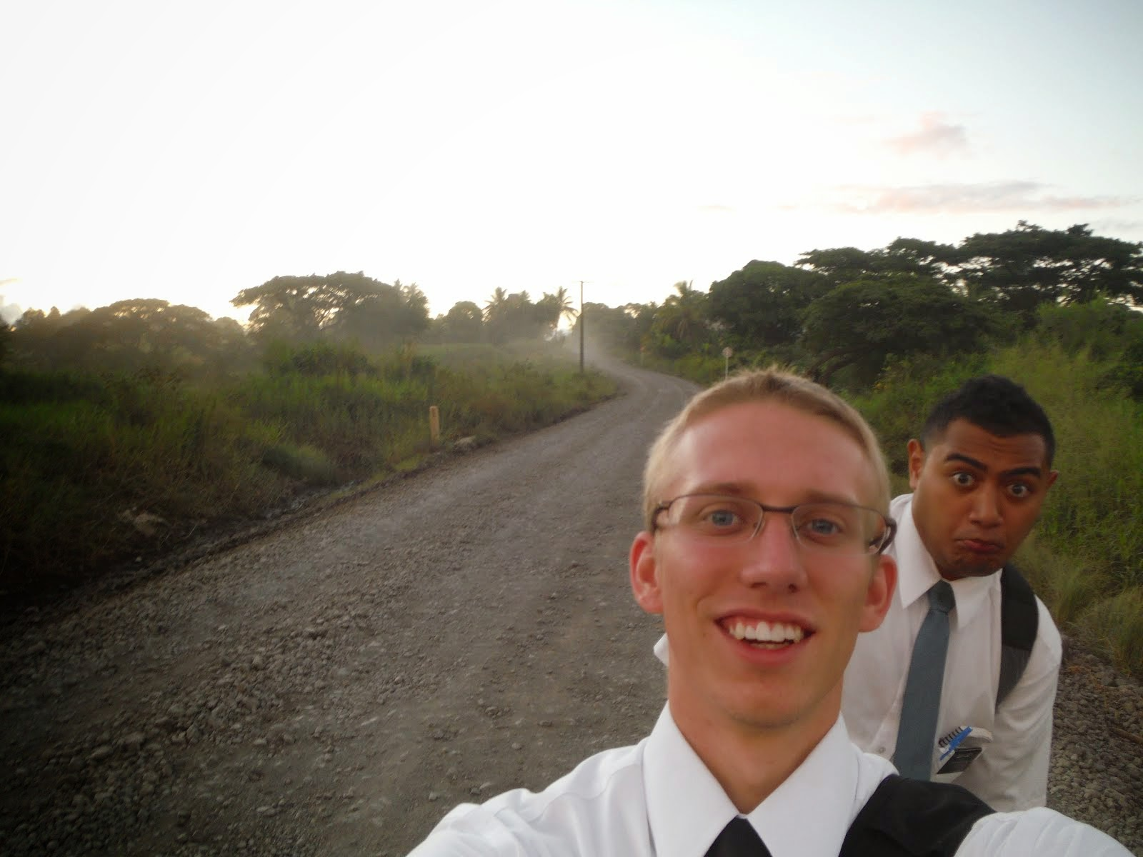 Elder Beilman and Elder Leota