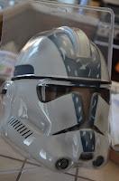 Starwars Clone Trooper helmet