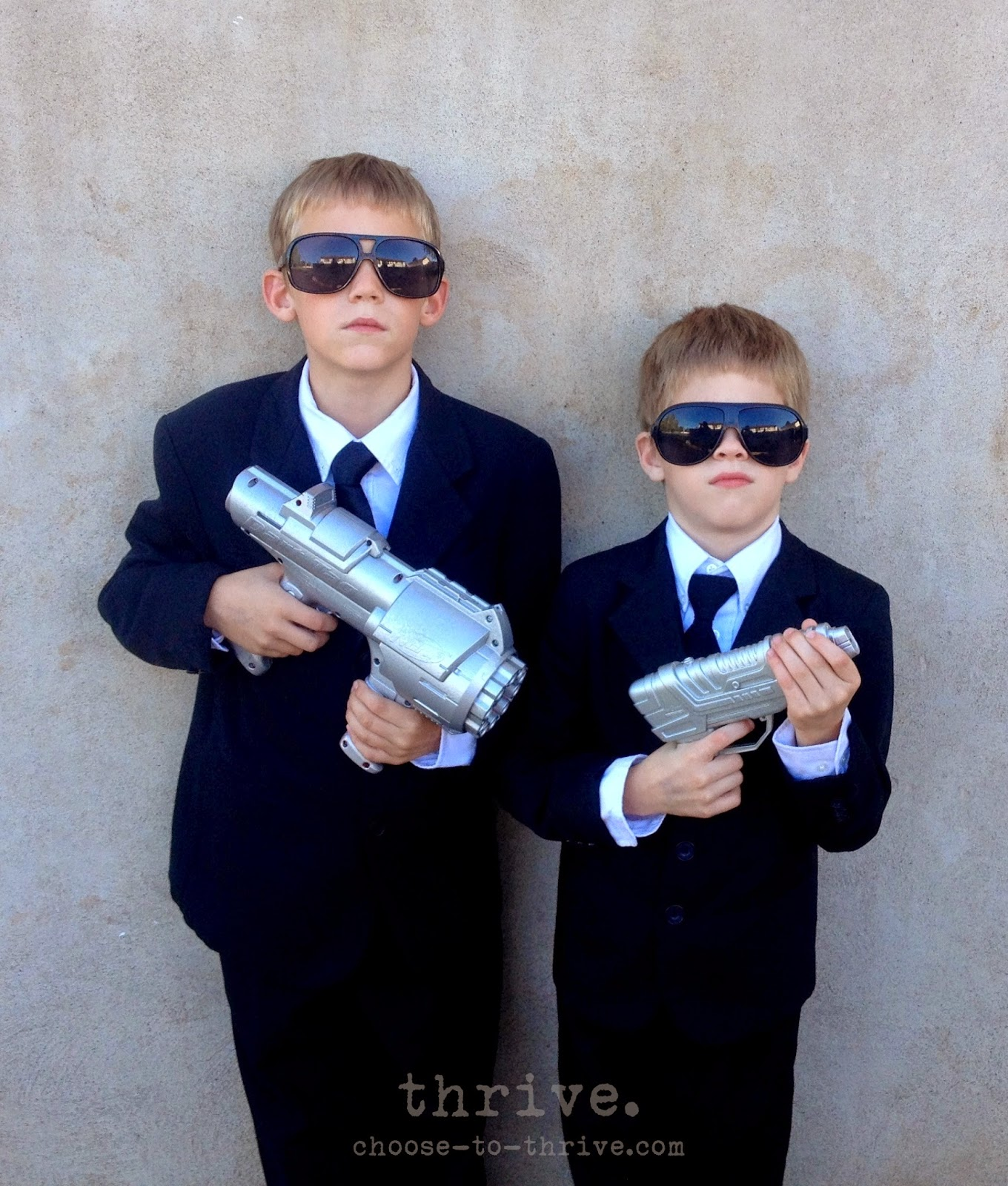 Thrive: 100+ Simple Halloween Costumes That You Probably Have In ...