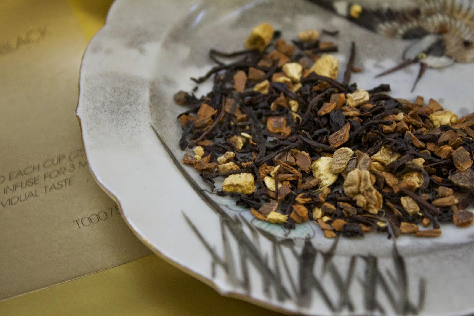 Black Teas from Jing Tea