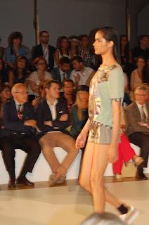 Desfile Custo Barcelona en 080 Barcelona Fashion Julio 2013