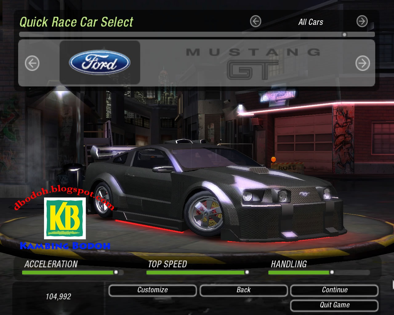 Free Download Need For Speed : Underground 2 Full Version (PC)