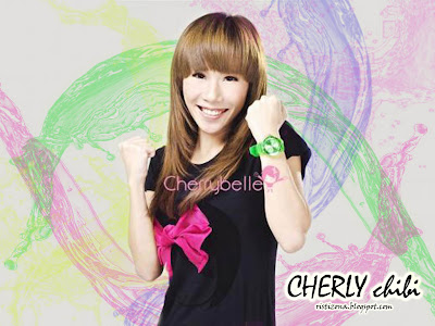 Wallpaper Terbaru Cherly Cherrybelle