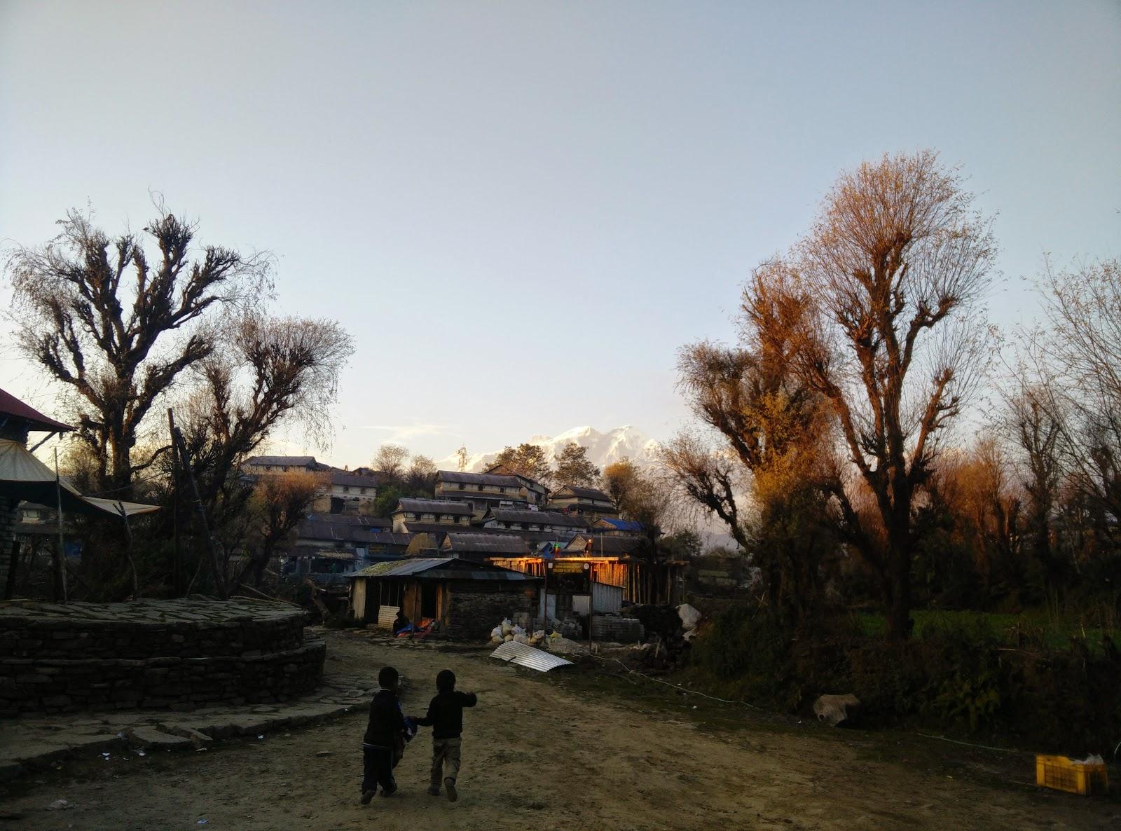 Ghalegaun Lamjung, Nepal