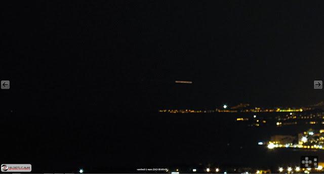 Los misteriosos objetos que vuelan sobre Monte Carlo Monte+Carlo6