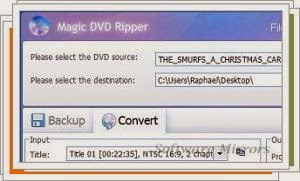 Magic DVD Ripper [DISCOUNT: 33% OFF] 8.2.0 Download