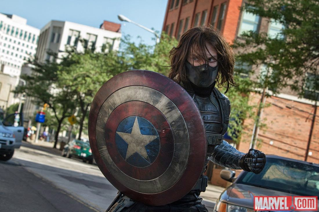 Marvel's Captain America The Winter Soldier