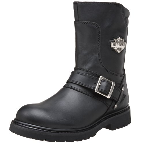 Men's harley davidson boots - booker engineer boots