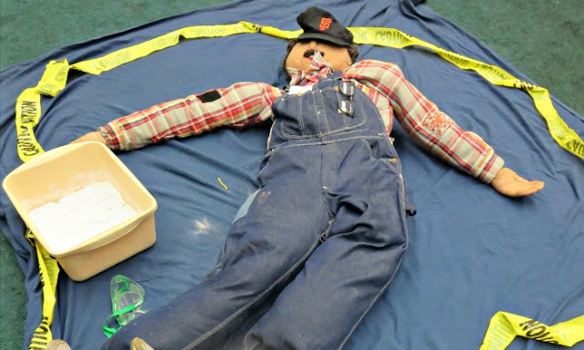 Crime Scene Investigation for Kids